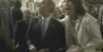 Michele Bachmann Clings To George Bush After 2007 SOTU