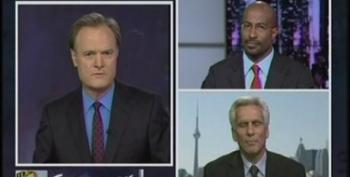 Some Straight Talk From Van Jones And Jared Bernstein On Republican Games With The Raising The Debt Ceiling
