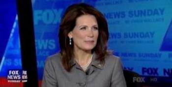 Chris Wallace Asks Bachmann If She's A 'Flake'