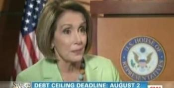 Pelosi: 'Cantor Can't Handle The Truth' On Big Oil Subsidies