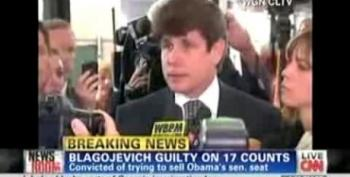Blagojevich: 'Frankly, I'm Stunned'