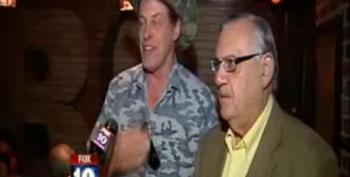 Ted Nugent  And Sheriff Joe Have Dinner Date For Some Loving