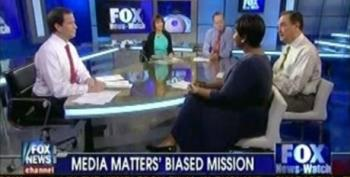 Fox News Watch Panel Attacks Media Matters Tax-Exempt Status