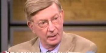 George Will: The Constitution Is An 'Anti-evolutionary Device'