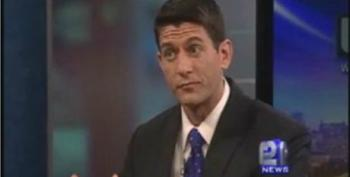 Rep. Paul Ryan Claims That His Budget Plan Only Polls Badly Because Of Questions, Says 'Obamacare Ends Medicare As We Know It'