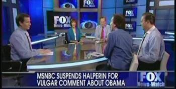Fox News Watch Panel Frets Over Suspension Of 'Brilliant Reporter' Mark Halperin At MSNBC