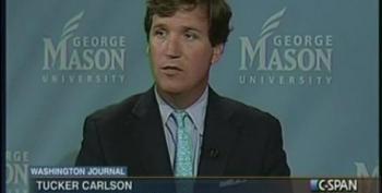 Tucker Carlson Carries Water For Rupert Murdoch