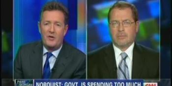 Grover Norquist Blames The Bad Economy On Obama