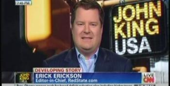 Erick Erickson Walks Back His Statements That Republicans Should Ignore Warnings On Raising Debt Limit