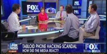 Fox News Watch Finally Addresses The Murdoch Scandal