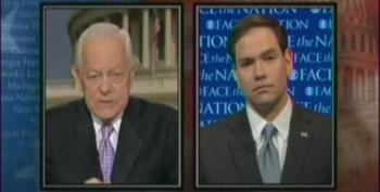 Rubio Blames President Obama For Dragging Out Debt Limit Debate