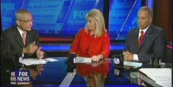 John Podesta Calls Out Liz Cheney On The Bush Tax Cuts, Medicare Part D And Two Wars Being The Drivers Of Our Deficit