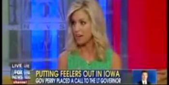 Fox News Host: Romney 'Obviously Not A Christian'