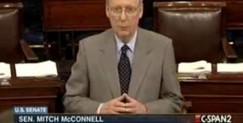 McConnell: GOP Will Still Block CFPB Nomination
