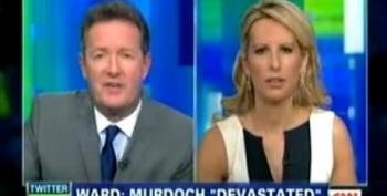 Piers Morgan: Murdoch Victim Of A 'Witch Hunt'