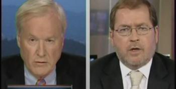 Chris Matthews Goes After Grover Norquist For Holding Congress To His Tax Pledge