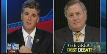 Dick Morris Pretends Republicans Can Allow Us To Partially Default Without Wrecking The Economy