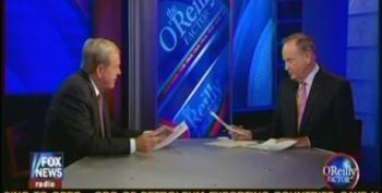Bill O'Reilly And Lou Dobbs Take Their Turn Telling Us How Good The Poor Have It Nowdays