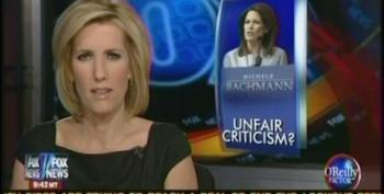 Laura Ingraham And Fox's Dr. Siegel Paint Bachmann Migraine Story As Left Wing Attack
