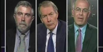 Paul Krugman Calls Out David Brooks For Playing The 'Both Sides' Game On Government Obstruction