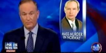 O'Reilly: 'No One Believing In Jesus Commits Mass Murder'