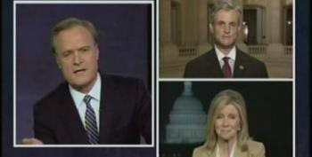 Lawrence O'Donnell Attempts To Get Marsha Blackburn To Explain Her Previous Debt Ceiling Votes