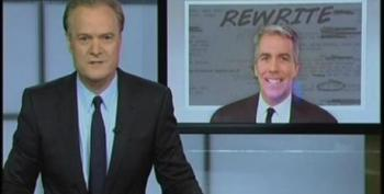 "Lawrence O'Donnell Bans ""Deadbeat Dad"" Joe Walsh From Appearing On His Show"