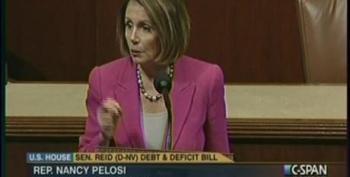 Nancy Pelosi: John Boehner Chose To Go To The Dark Side
