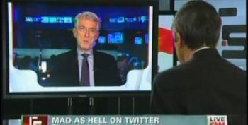Jeff Jarvis: F-U Washington Twitter Hashtag Has Around 99,000 Tweets