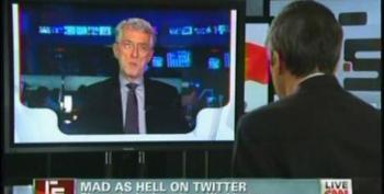 Jeff Jarvis: F-U Washington Twitter Hashtag Has Around 99,000 Tweets