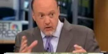 Jim Cramer Accuses Obama Of Creating 'Tremendous Fear' And 'Panic'