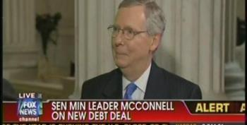 Mitch McConnell Vows To Continue Holding Debt Ceiling Hostage In The Future