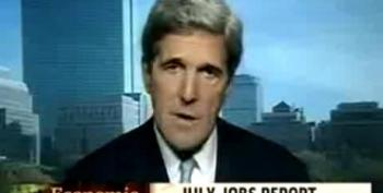 Kerry To The Media: Stop Giving Equal Time To Every 'Absurd Notion'