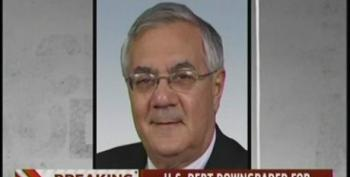 Barney Frank Blasts S&P's Decision To Lower The United States Credit Rating