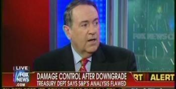 Mike Huckabee: President Obama Should Nominate Donald Trump To Be Treasury Secretary