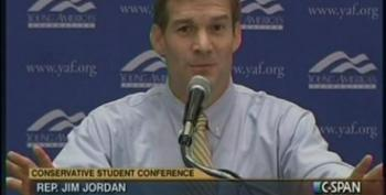 Jim Jordan: Politicians Should Be Careful About Shooting Their Mouths Off