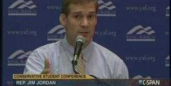 Jim Jordan: Cuts To 'National Defense' Should Come After Cutting Domestic Programs