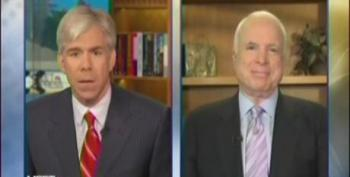 John McCain: Government Should Be Buying Up Mortgages Like They Did In The Great Depression