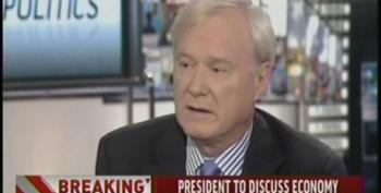 Chris Matthews Asserts That S And P Has Credibility After Downgrading U.S. Debt For Political Reasons