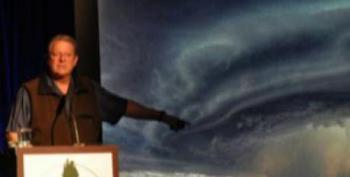 Al Gore Calls Bullshit On Climate Change Deniers