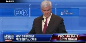 Hannity: Newt's Gotcha Question Shows Double Standard