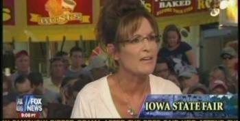 Palin Predicts The Demise Of America If We Continue Down The Same Path With Spending