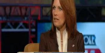 Bachmann On Gays: 'I Don't Judge Them'