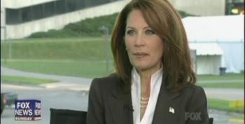 Bachmann: No One Would Take 10-1 Deal During Debate Because The Cuts Were 'Fake'