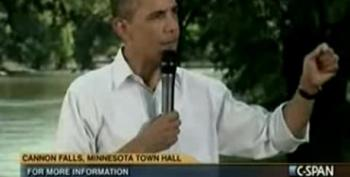 President Obama Addresses 'ObamaCare' Label: 'I Do Care'