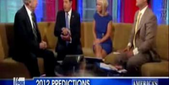 Fox And Friends Urges Lieberman To Endorse Perry