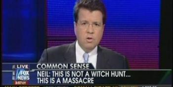 Cavuto On S&P Inquiry: This Isn't A Witch Hunt... This Is A Massacre