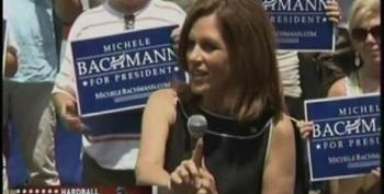 Bachmann On Why She Worked For The IRS: 'First Rule Of War Is Know Your Enemy'