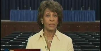 Maxine Waters: Allen West Sent His Unemployed Brother To Me For Help At Our Jobs Fair