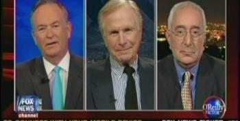 Ben Stein Takes On O'Reilly For Claiming Taxing The Rich Hurts The Economy